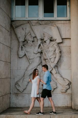 Location: Budapest, Hungary Date: August 2, 2020  Photographer: Daniel