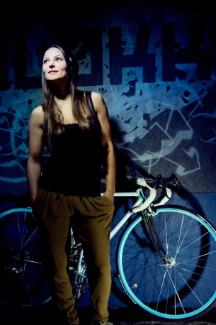 Location: Budapest, Hungary Date: 1st March, 2013 Client: Bikegirls