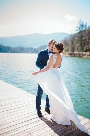 Location: Lake Bled and Bohinj, Slovenia Date: April 6-7, 2018  Photographer: Ani